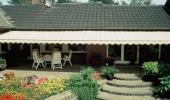 Solartex Classic napellenző nagyobb  teraszra is !